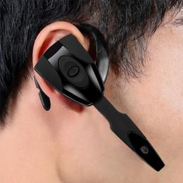 cheap bluetooth headset headphones UK - Cheap Gaming Wireless Earphone Bluetooth Headset Rechargeable Handsfree Headphone Long Standby Earphone for PS3 Android Smartphone