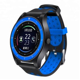 $enCountryForm.capitalKeyWord UK - Bluetooth Wearable Phone Smart Watch R10 Smart watches With Camera for Android IOS Round Big Face Screen