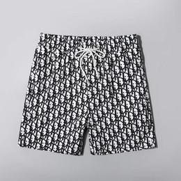 Wholesale dark swimwear online – 2020ss waterproof fabric summer men s shorts brand clothing swimwear nylon beach pants swimming board shorts sports shorts