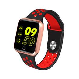 $enCountryForm.capitalKeyWord UK - Sports Watch 1.3 inch Stainless Steel Waterproof Pedometer Heart Rate Blood Pressure Bracelet Sync with Smart Phone Huawei Mate 20 Pro