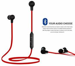 Kablosuz Bluetooth Spor Kulakiçi Mikrofonlu Stereo Kulaklık Kulaklık Kulaklık
