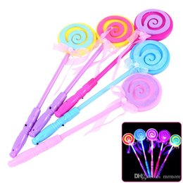 $enCountryForm.capitalKeyWord Australia - Magic Tricks Hildren Light Magic Bar Flash Fairy Stick Children's Toys LED lamp toy Magic Wand Random Color ingbaby