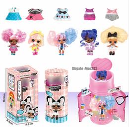 venda por atacado Hairgoals Cápsula Makeover Série 5 Hairgoals DIY Boneca Brinquedos Crianças Melhores Presentes Figuras Coloridas Bola Brinquedos