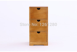 wood storage boxes drawers Australia - free shipping tool case part Storage Drawer Home Organization creative storage box cabinet Desktop cosmetic debris jewelry gift