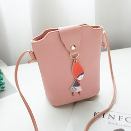 $enCountryForm.capitalKeyWord Australia - Women Sweet Cute Mini Bags Girls PU Leather Shoulder Bags Casual Crossboday Bag Wallets Coin Purse Daily Pack Small Bag Gifts