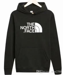 Бесплатная доставка лицо женщины и мужчины мода футболка Роскошный северный балахон бренд куртка Высокое качество пальто новый свитер + 851422 хип-хоп жилет на Распродаже