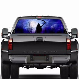 Chinese  Cool Anti-high Beam Window Graphic Tint Decal Sticker Truck for Car manufacturers
