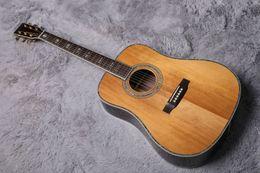Vente en gros Wald guitare 41 pouces d baril coin arrondi