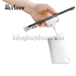 $enCountryForm.capitalKeyWord Australia - Charging Mobile Smartphone iPad Security Burglar Alarm System Display Stand iPhone Cellphone Tablet Anti-theft Device With Clamp