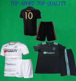 $enCountryForm.capitalKeyWord Canada - 19 20 Los Angeles FC Soccer Kits 2019 2020 LAFC Carlos Vela GABER ROSSI Soccer Jerseys Shorts Thai Quality Mens Outdoor Sports Uniforms