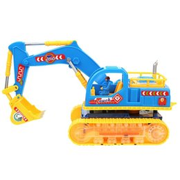 $enCountryForm.capitalKeyWord Australia - Smart Infrared Remote Control Construction Tractor Car Model Lighting Sound Excavator Truck Toy for Early Education