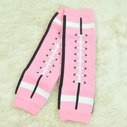 Infant tIghts sock online shopping - 2019 Colors Baby Leg Warmer Infant Leg Warmers Children Socks Legging Tights Baseball Football Basketball Soccer Stockings for Boys M795F