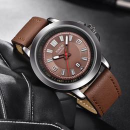 $enCountryForm.capitalKeyWord Australia - XINEW Men Wrist Watch Brand Sport Quartz Army Military Leather watches man watch mens creative relogio masculino