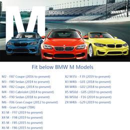 Bmw M6 Australia - Scotabc Custom All Weather Floor Mats for BMW M2 M3 M4 M5 M6 X3M X4M X5M x6M ,3D Carpets -1set(1st&2nd Row)