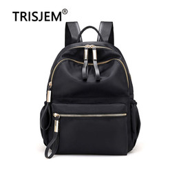 Laptop Travelling Bag Australia - Fashion Zipper Bag New Arrival Student Travel Backpack Quality Pu Leather Women's Laptop Backpack Anti Thief Bag for Female
