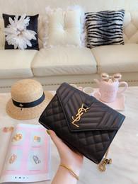 Patchwork Plaid Handbags Australia - 2019 luxury famous shopping envelope leather designer Handbags backpacks handbag Sac à main bags purses women cross-body dropship 060301