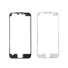 $enCountryForm.capitalKeyWord UK - For iPhone 5 5S 5C 6 6S Plus LCD Touch Screen Front Frame Middle Bezel Bracket Holder With