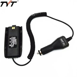 $enCountryForm.capitalKeyWord Australia - battery eliminator Original TYT Car Charger Battery Eliminator for TYT Walkie Talkie 10W High Power TH-UV8000D TH-UV8000E Two Way Radio