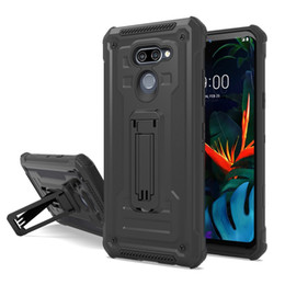 $enCountryForm.capitalKeyWord Australia - Guard Kickstand Cover Heavy Duty Grip Shockproof Bumper Military Defender Full Body Rugged Case for Iphone 6 7 8 6P 8Plus XR Xs Max X 2019