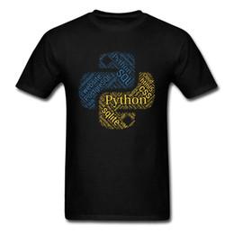Wholesale engineering t shirt for sale – custom OOP JS Programmer Computer T shirt IT Engineer O Neck Black Top T shirts High Quality Custom Tops T Shirt New Design