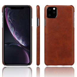 $enCountryForm.capitalKeyWord NZ - PU Leather Back Cell Phone Cases For Samsung Galaxy Note 10 Plus S10 A20 Iphone 11 One Plus 7 Pro Premium Hard Case