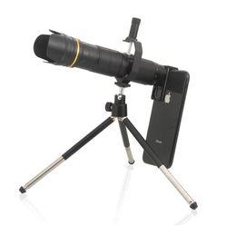Telescope adjusTable online shopping - Phone Camera Lens Cell Phone Camera Lens K HD X Telescope Camera Zoom Waterproof Lens Sections Adjustable Telephoto Mobile Phone