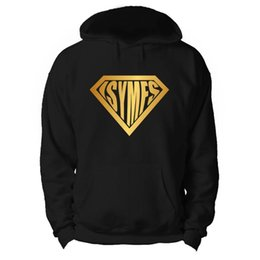 superman pullover men Australia - Superman Isymfs Hoodie Ct Fletcher Bodybuilder No Excuses