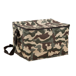 $enCountryForm.capitalKeyWord Australia - Large Capacity Oxford Cloth Camping Outdoor Portable Insulation Ice Bag Pouches Foldable Single Shoulder Thermal Picnic Supplies