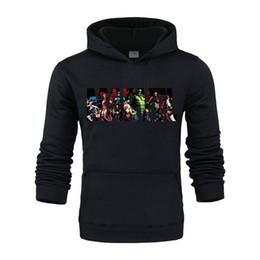 $enCountryForm.capitalKeyWord NZ - New Marvel Hoodies men high quality Long sleeves men Sweatshirt Hoodies marvel print Streetwear Hoodie Tracksuits male