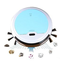 Vacuum Floor Cleaner Australia - New PHILBOT Rechargeable Auto Cleaning Robot Smart Sweeping Robot Floor Dirt Dust Hair Automatic Cleaner For Home Electric Vacuum Cleaners