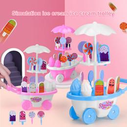 $enCountryForm.capitalKeyWord Australia - 1 Set Children Kids Girl Toy Trolley Role Play Mini Simulation Birthday Gift Fun Game Random Color @ZJF