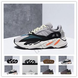 f44fd30f197fe ... OG Top Quality 3M material yeezy yeezys yezzy yezzys boost Kanye West  Inertia solid grey cinder wave runner mauve tan 700 v2 Men Sports Shoes Men  Women ...