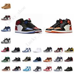 official photos c8aad 932b6 8 Photos Dessus métallique rouge   vendre-Pas cher OG 1 Top 3 Hommes  Chaussures De Basket