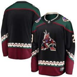 14effe5f654 2019 Cheap Hockey Jerseys Arizona Coyotes Oliver Ekman-Larsson Custom USA Ice  Hockey Jersey Blank Store Youth Kids Winter Classic DHL shirts