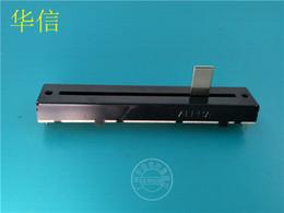 $enCountryForm.capitalKeyWord Australia - Taiwan Alpha 88mm Directly Sliding Clippers Single Lian Potentiometer B100k Handle Long 13mmb Within Foot