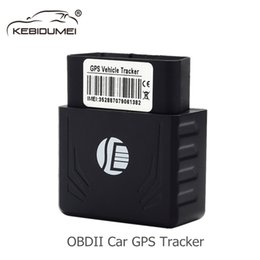 $enCountryForm.capitalKeyWord Australia - OBD II GPS Tracker 16PIN OBD Plug Play Car GSM OBD2 Tracking GPS Locator with Real Time online Software for IOS Android Phones