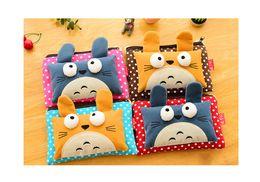$enCountryForm.capitalKeyWord Australia - Children Bag Coin Purse Zip Purse Wallet 3D Animal Canvas Wallet Kids Girl Women For Gift