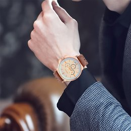 $enCountryForm.capitalKeyWord Australia - 1Business Mens Watches Casual Leather Strap Men Luxury Casual Quartz Watch Fashion Cool Clock Masculino