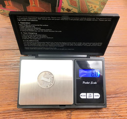 High Precision 200g x 0.01g Digital Pocket Scale Balance Jewelry Weighing Scale on Sale