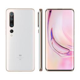 "Original Xiaomi Mi 10 Pro 5G Mobile Phone 12GB RAM 256GB 512GB ROM Snapdragon 865 Octa Core Android 6.67"" 108MP AI Fingerprint ID Cell Phone on Sale"