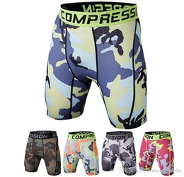 3xl Compression Shorts Australia - Mens Gym Shorts Tracksuit shorts PRO Slim Fitted compression Active shorts Sweatpants Bodybuilding Combat Dry Leggings men short pants DH163