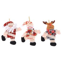 $enCountryForm.capitalKeyWord NZ - 2019 New Arrival Christmas Mini Dancing Doll Christmas Decoration Hanging Pendant