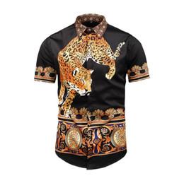 998a8b56c25 Mens Polo 2019 Summer Tshirts for Men Brand Polo Shirts With Patterns Print  Fashion Short Sleeve Streetwear Breathable Mens Tees Shirts