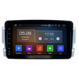 $enCountryForm.capitalKeyWord UK - Android 9.0 8 inch GPS Navi Car Stereo for 1998-2004 Mercedes-Benz CLK class W209 CLK200 CLK230 CLK320 CLK430 CLK55 with USB support car dvd