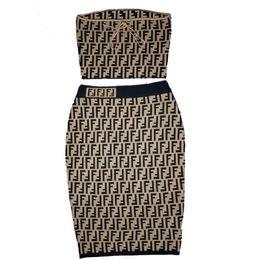 $enCountryForm.capitalKeyWord UK - 111 Milan Runway dresses 2019 Spring and summer Blue Red Skirt With Shoulder-Straps Striped Jacquard Designer dress Brand Same Style Dress