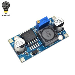 Lm2596 power suppLy online shopping - Freeshipping LM2596 LM2596S DC DC V adjustable step down power Supply module NEW High Quality