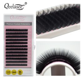 $enCountryForm.capitalKeyWord Australia - All Size 10 Trays Wholesale Volume Lashes Extension 3d Mink False Eyelashes Individual Eyelash Beauty Brand Factory Supplies J190709
