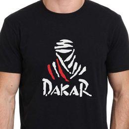 b0ac07201cc2f DAKAR Rally Logo Costum Men s Black T-Shirt New Best Design Tshirt Size S -  3XL Size Discout Hot New Tshirt Brand shirts jeans Print