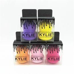 Cosmetics Foundation Belleza Maquillaje Puff Sponge 10 Colores Make Up Mezcling Maquillage con bolso al por menor Embalaje en venta