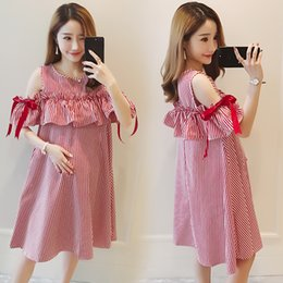 Summer Maternity Clothes Sleeves Clothes For Pregnant Women On The Arc De Maternity Dress Dresses
